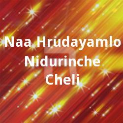 Naa Hrudayamlo Nidurinche Cheli