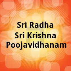 Sri Radha Sri Krishna Poojavidhanam