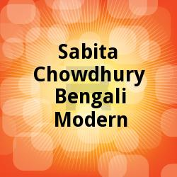 Sabita Chowdhury Bengali Modern