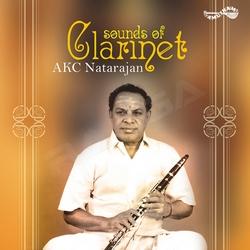 Sounds Of Clarinet - AKC. Natarajan