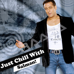 Just Chill With Salman!