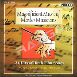 Magnificient Music Of Master Musicians (Instrumental)