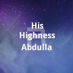 His Highness Abdulla