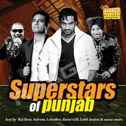 Superstars Of Punjab