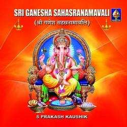 Ganesha Sahasranamavali