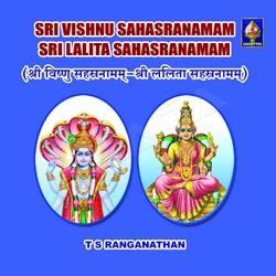 Vishnu And Lalitha Sahasranamam