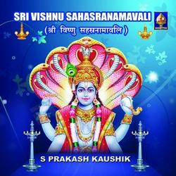 Vishnu Sahasranamavali