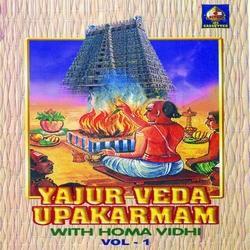 Yajur Veda Upaakaramam