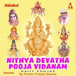 Nithya Devatha Pooja Vidanam