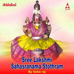 Sree Lakshmi Sahasranama Stothram