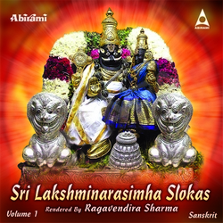Sri Lakshmi Narasimha Slokas - Vol 1