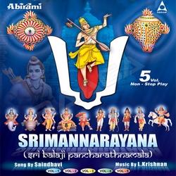 Sriman Narayana - Vol 1