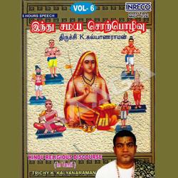 Hindu Religious Discourse - Sirutthondar