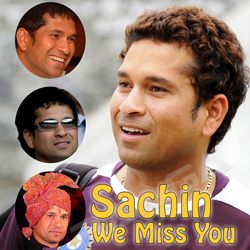 Sachin We Miss You
