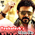 Victory Venkatesh's Mass Hits - Vol 2