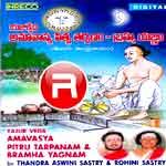 Yajur Veda Amavasya Pitru Tarpanam