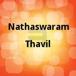 nathaswaram thavil