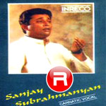 sanjay subrahmanyan vol - 1