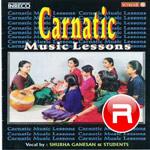 carnatic music lesson vol - 1