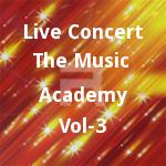 live concert the music acad...