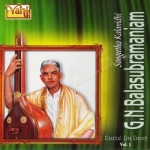 GN. Balasubramaniam - Vol 1