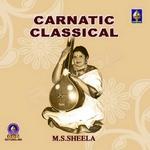 carnatic vocal - ms. sheela