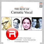 The Best Of Carnatic Vocal