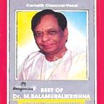 Best Of  M. Balamuralikrishna
