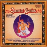 quartet genius - songs of thyagaraja