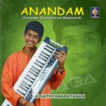 Anandam - Carnatic Classical On Keyboard