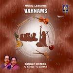 varnams - vol 1