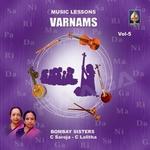 varnams - vol 5