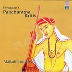 thyagaraja's pancharatna kritis