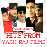 SRK Hits From Yash Raj Films - Vol 1