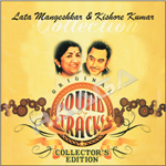 Kishore Kumar And Lata Mangeshkar Collection