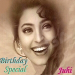 birthday special juhi