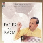 faces of raga - prabhakar karekar
