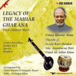 Legacy Of The Maihar Gharana - Vol 4