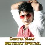 Duniya Vijay Birthday Special