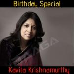 Kavitha Krishnamurthy Birthday Special