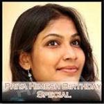 Priya Himesh Birthday Special