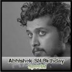 Abhishek SN Birthday Special