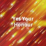 yes your honour
