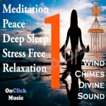 Divine Peaceful Wind Chimes for Meditation And Deep Sleep
