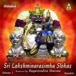 sri lakshmi narasimha slokas vol - 1