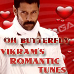 oh butterfly - vikram's romantic tunes
