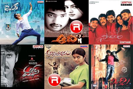 New Telugu Melodies