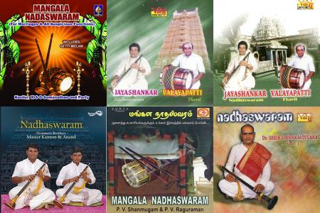 Thavil nathaswaram
