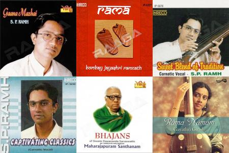 Various Karnatic Cla