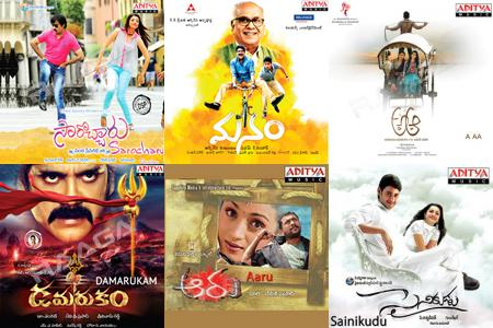 Telugu Melodies